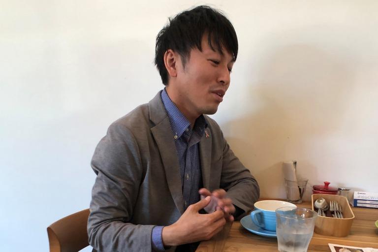 ParuPi株式会社 取締役 秋山恭平さん