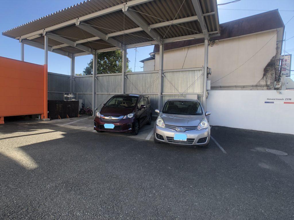 zen parking