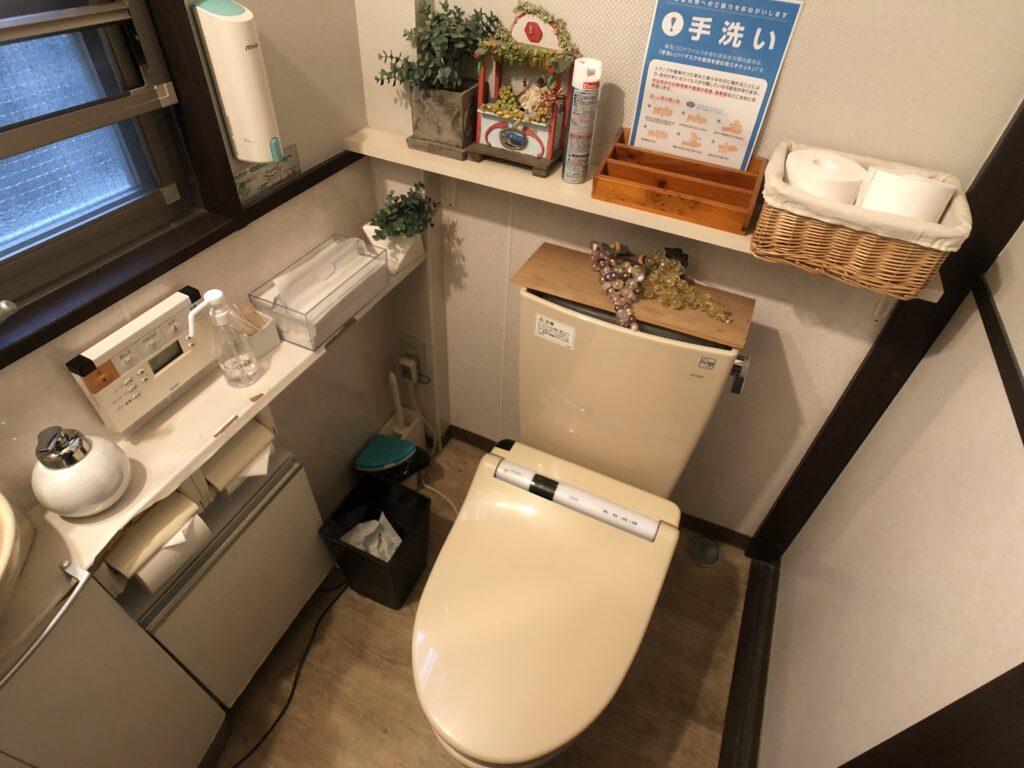 チリンドロ toilet