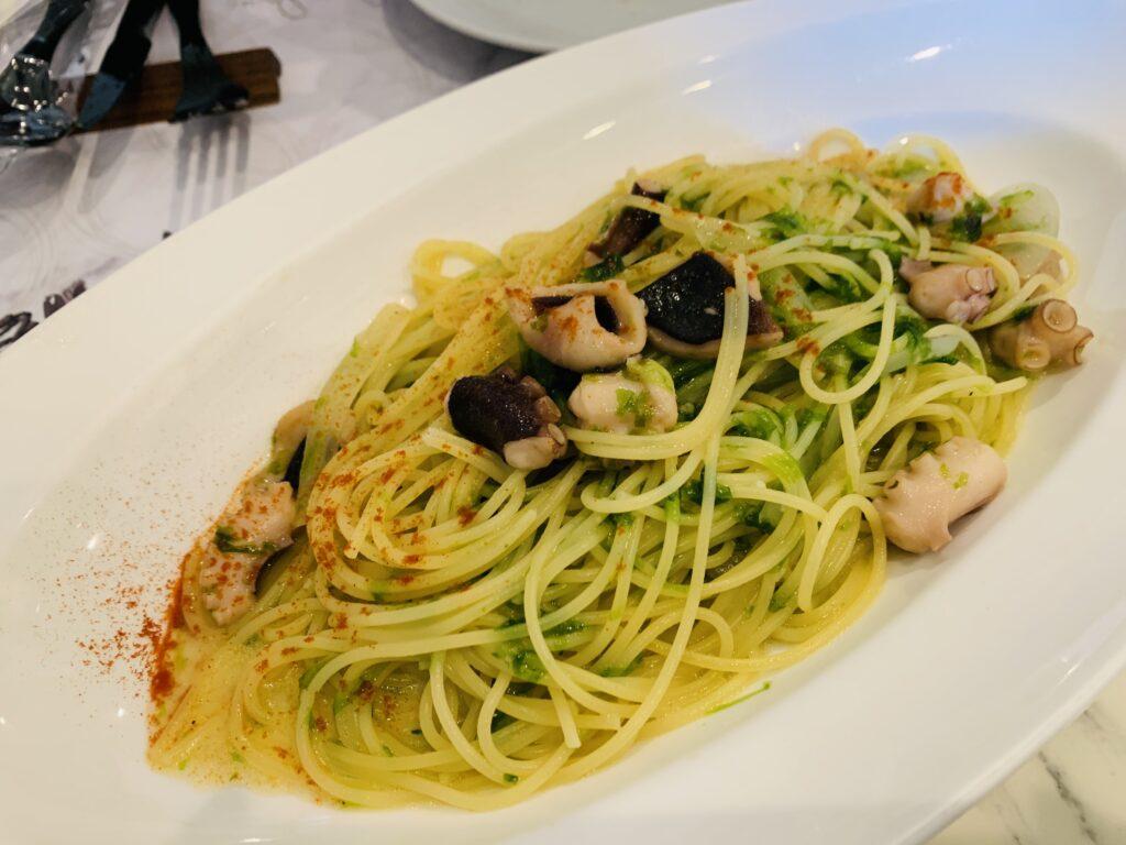 チリンドロ  pasta