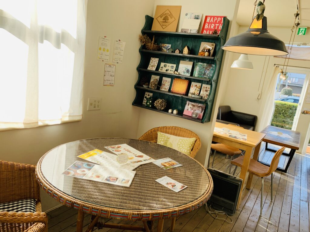 Cafe cotogoto(カフェコトゴト)の座席