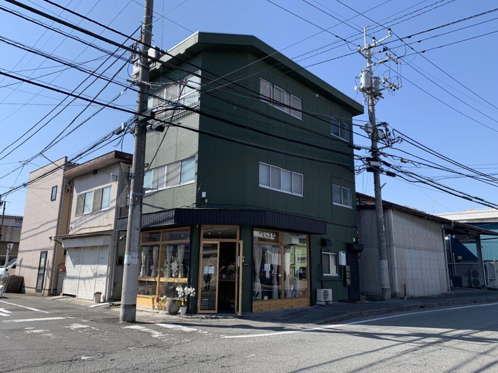 cafeMiroku(カフェ・ミロク)外観