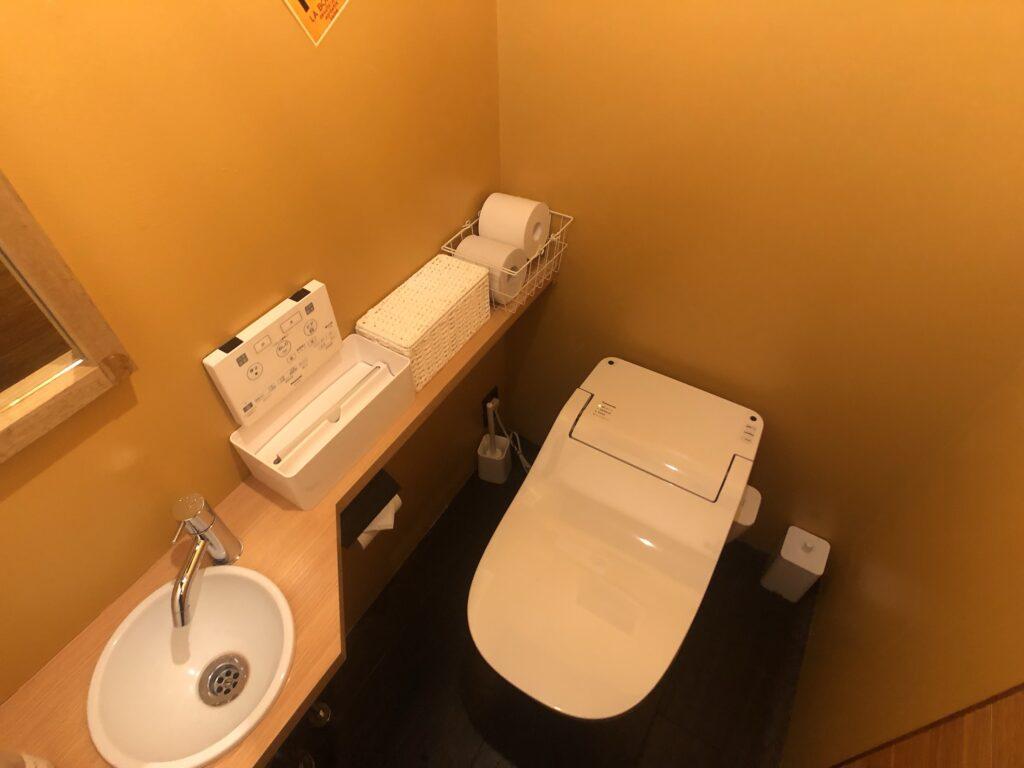 l'arca WC