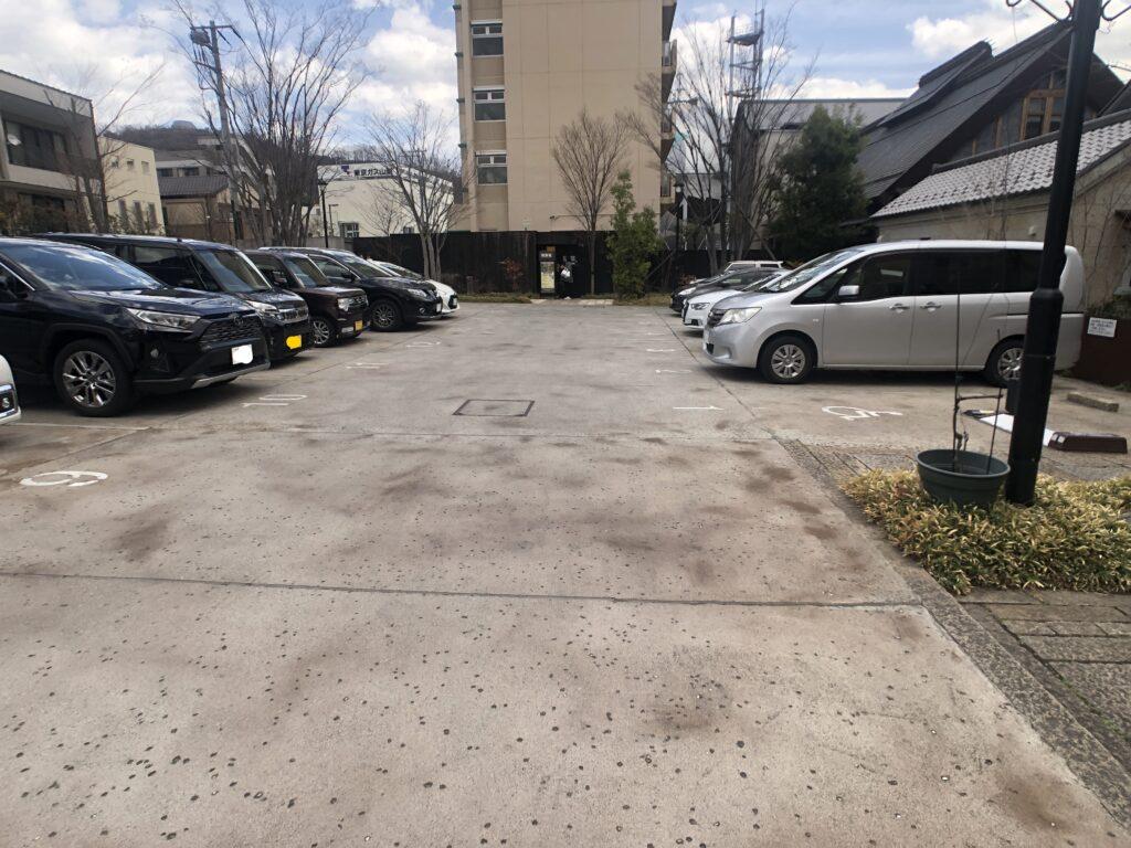 l'arca parking