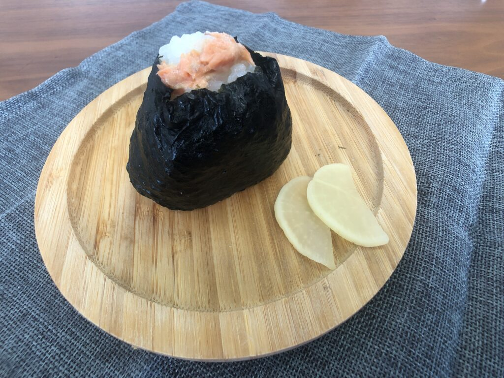 RAN鮭マヨ柚子コショウ
