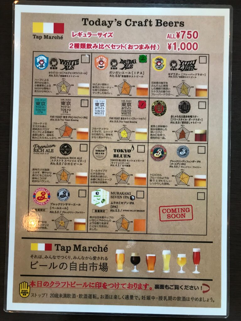 クラフトビール
